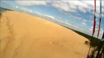 Dune du Pyla, July 2014