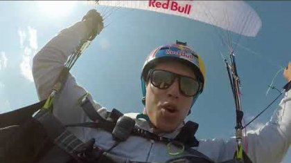 """DREAMLIFE"" acrobatic paragliding in Europe"