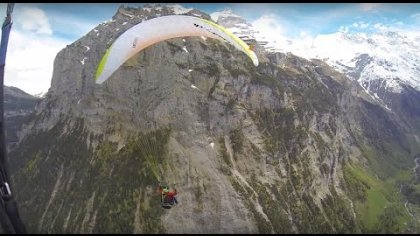 This is Why we Love to Fly Paragliding!!