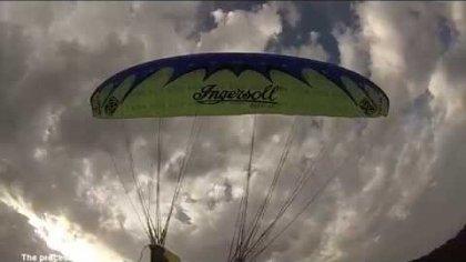 The TWISTY TWIST: a new acro paragliding maneuver