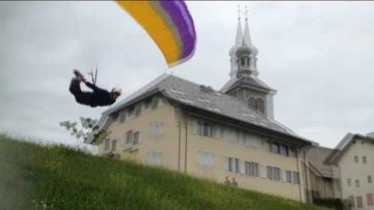 Merdic Lines : Speed Flying in Chablais