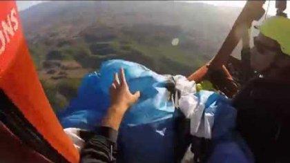 Balloon Rollover Spain