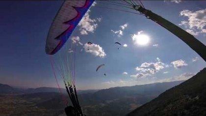 U-TURN Joker acro paraglider