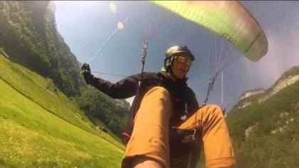 Paragliding Season 2014