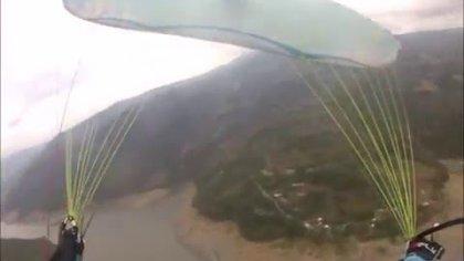 colombia-chivor 2016 acro paragliding