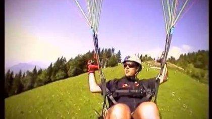 Parapente - Paragliding - red bull vertigo 2001