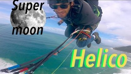 Helico Training & Supermoon 2016 | Max Martini