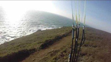 paragliding finistère 2016