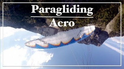 Paragliding | Fun Acro Day