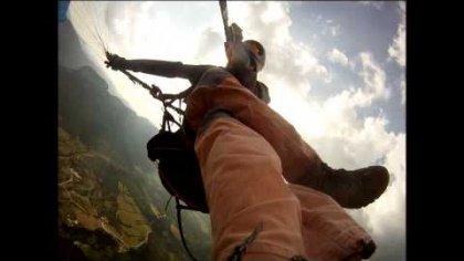 SAT Acro Paragliding