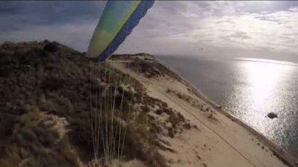 Parapente Dune du Pyla 2015