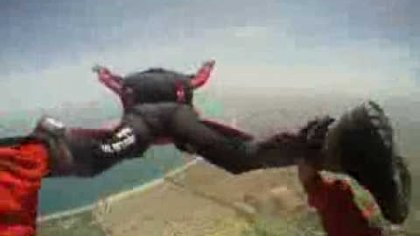 Learn to Skydive Levels 1-7 GoPro
