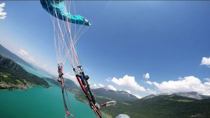 Paragliding 2015 France