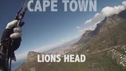 Acro Lions Head Cape Town South Africa