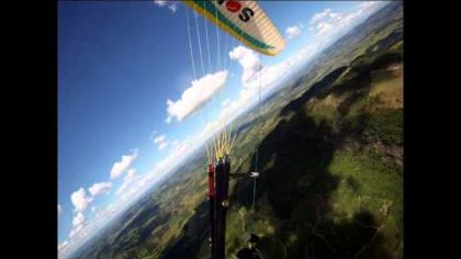 Day Commuting And Acrobatic Training Sonic 2 Sol Paragliders