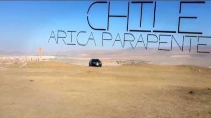 Parapente Arica