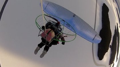Paramotor Acro Winter 2016