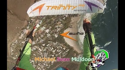 Tumbling, Anti Rhythmics and heli basics on Swing TrinityRS 17m2