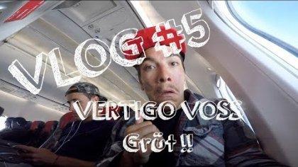 THROUGH THE EYES OF A ROOKIE - #VLOG 5 : Vertigo Voss