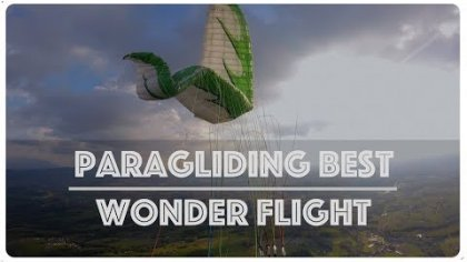 PARAGLIDING | BEST OF Flights 2019 #1
