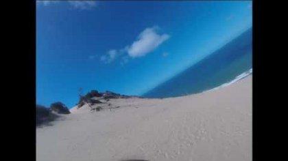 Rainbow beach lazy days with windymounts
