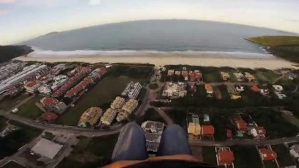 Day In The Life of a Paraglider by Max Martini