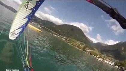 My Acrobatic Paragliding World Tour 2014