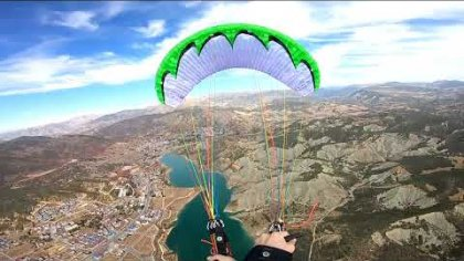 2019 National Paragliding Acro Championship @ Tunceli