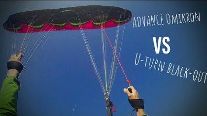 U-TURN Blackout 18 vs ADVANCE-Omikron 17