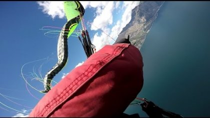 Acro Training am Gardasee
