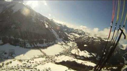 Acro paragliding - La Chapelle d'Abondance
