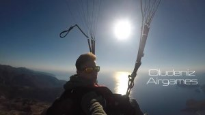 Oludeniz - the airgames
