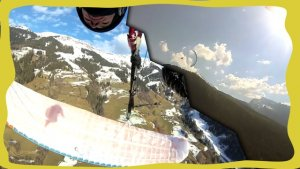 My first steps in Freestyle Paragliding