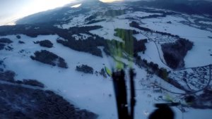 Starting in the year 2021 - Acrobatic Paragliding in the Alps