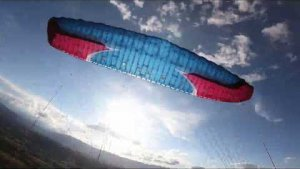 NEW TOY - NEW JOY (Salève paraglide)