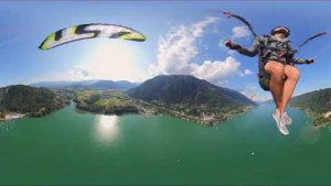 360° VR video Alltogether Flight - JustAcro Boogie 2019
