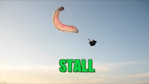 Stall (paragliding tutorial) | Max Martini