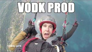VodK tente un truc de fou en parapente : l'infinity tumbling !
