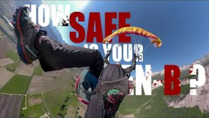 HOW SAFE IS YOUR EN-B PARAGLIDING WING ? - THEO DE BLIC