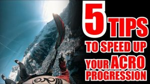5 TIPS TO SPEED UP YOUR ACRO PROGRESSION !! | #VLOGS S02E02 | FREESTYLE PARAGLIDING STORIES |