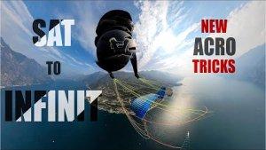 SAT TO INFINIT - NEW ACRO TRICK  - THÉO DE BLIC