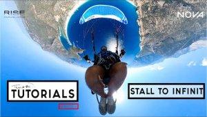 THÉO DE BLIC'S TUTORIALS S04E02 : STALL TO INFINITY TUMBLING - ACRO PARAGLIDING