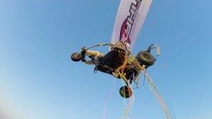 Xcitor trike dbag Jump