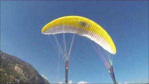 Pampers Sponsor Me Paragliding