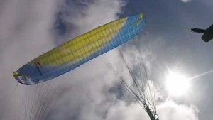 Acrobatics Moments - El Hierro Paragliding