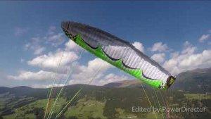 acro paragliding europe trip