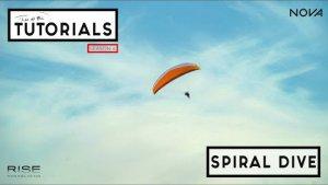 THÉO DE BLIC'S TUTORIALS S04E01 : SPIRAL DIVE - PARAGLIDING
