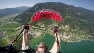Flying the 13m Thriller 2k11